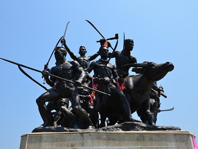 Heroes of Siam-ban