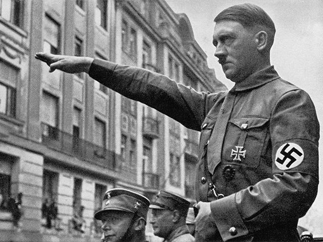 German Nazi vs. World War II