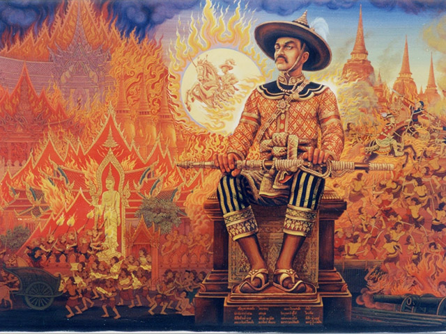 Thonburi King Taksin the Great
