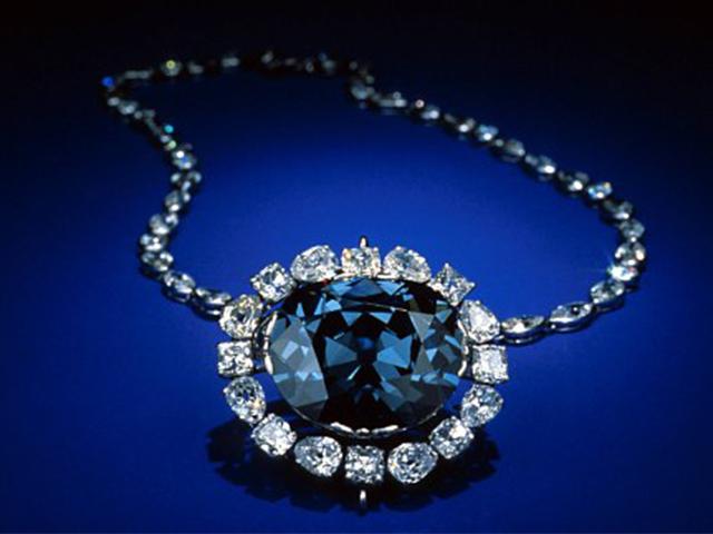 Hope Diamonds priceless.