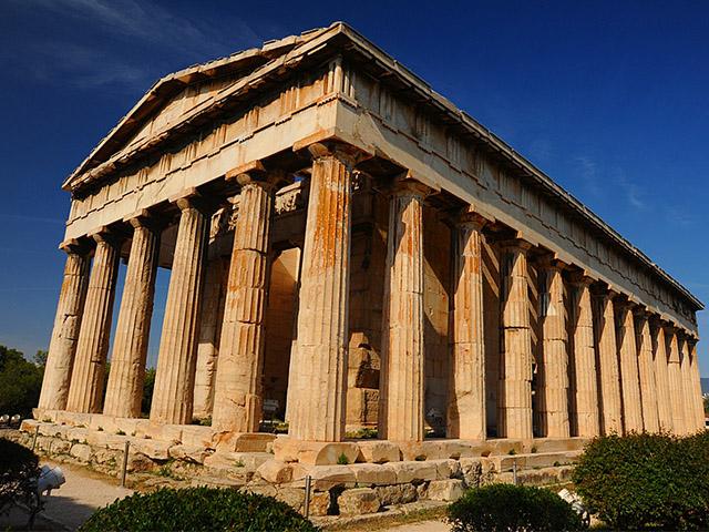 Great historic sites.