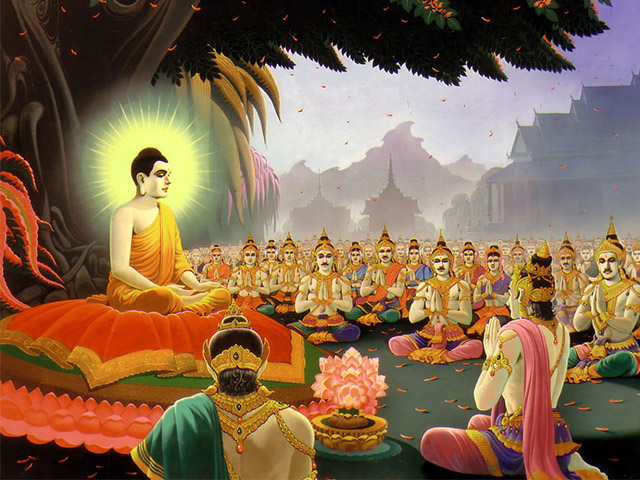 History of the Buddha